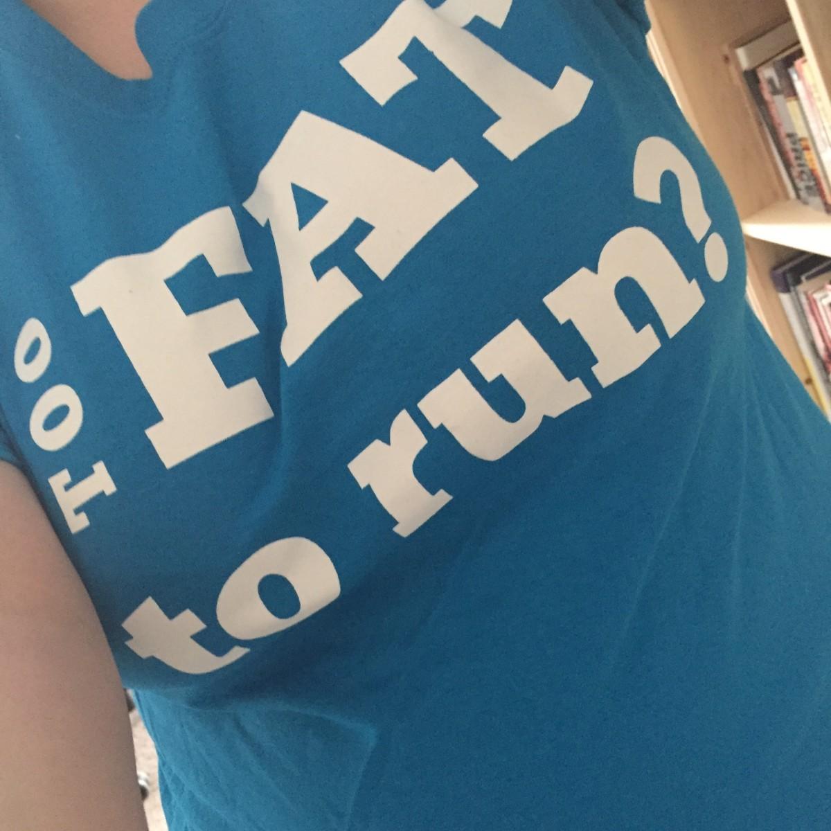 lissie goes running: month one update;
