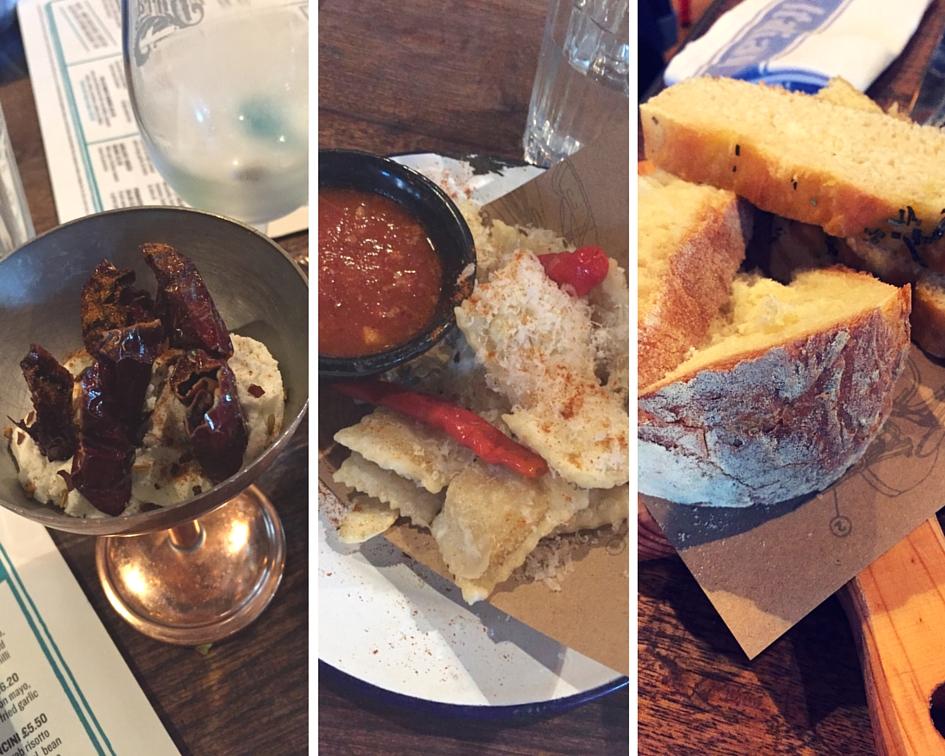 Jamie's Italian Glasgow - Antipasti