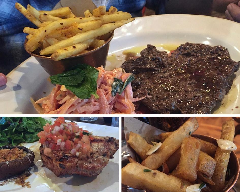 Jamie's Italian Glasgow - Mains