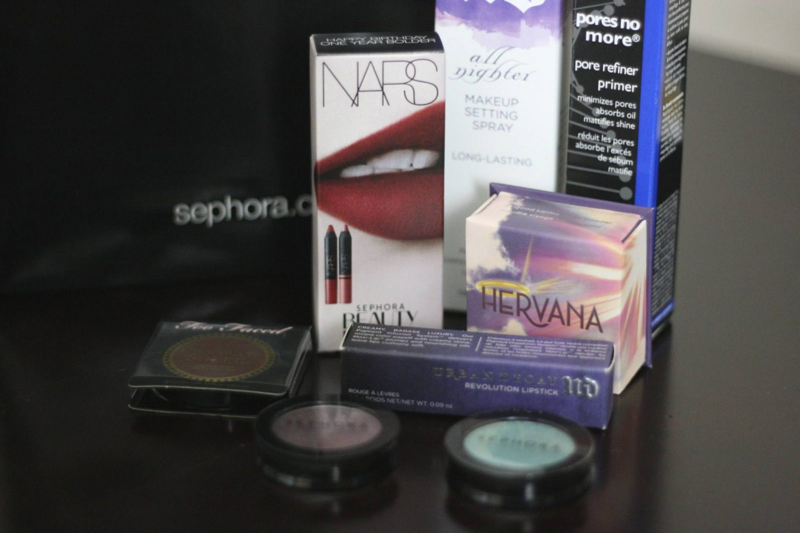 Crabtree Valley Mall haul - Sephora