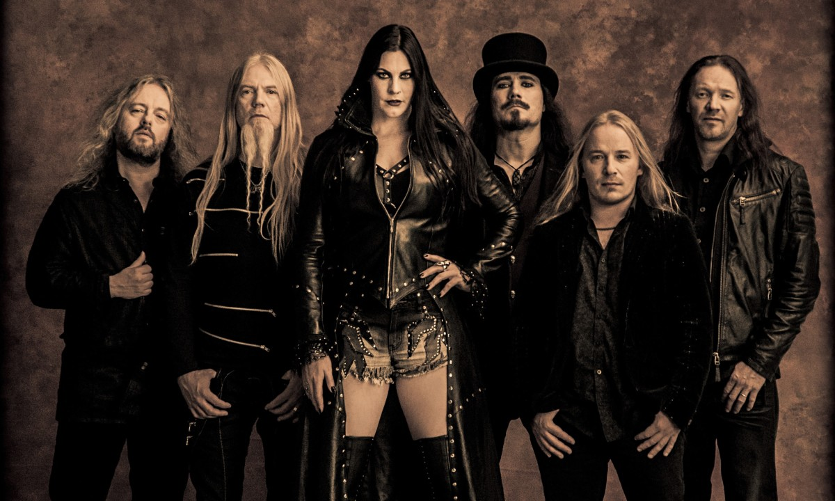 Nightwish promo photo