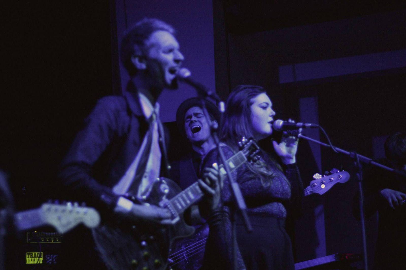 live review: the deadline shakes album launch, st luke's, glasgow;