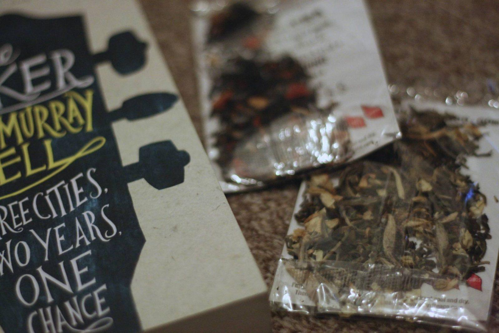 Bluebird Tea samples - Last Year's Giveaway
