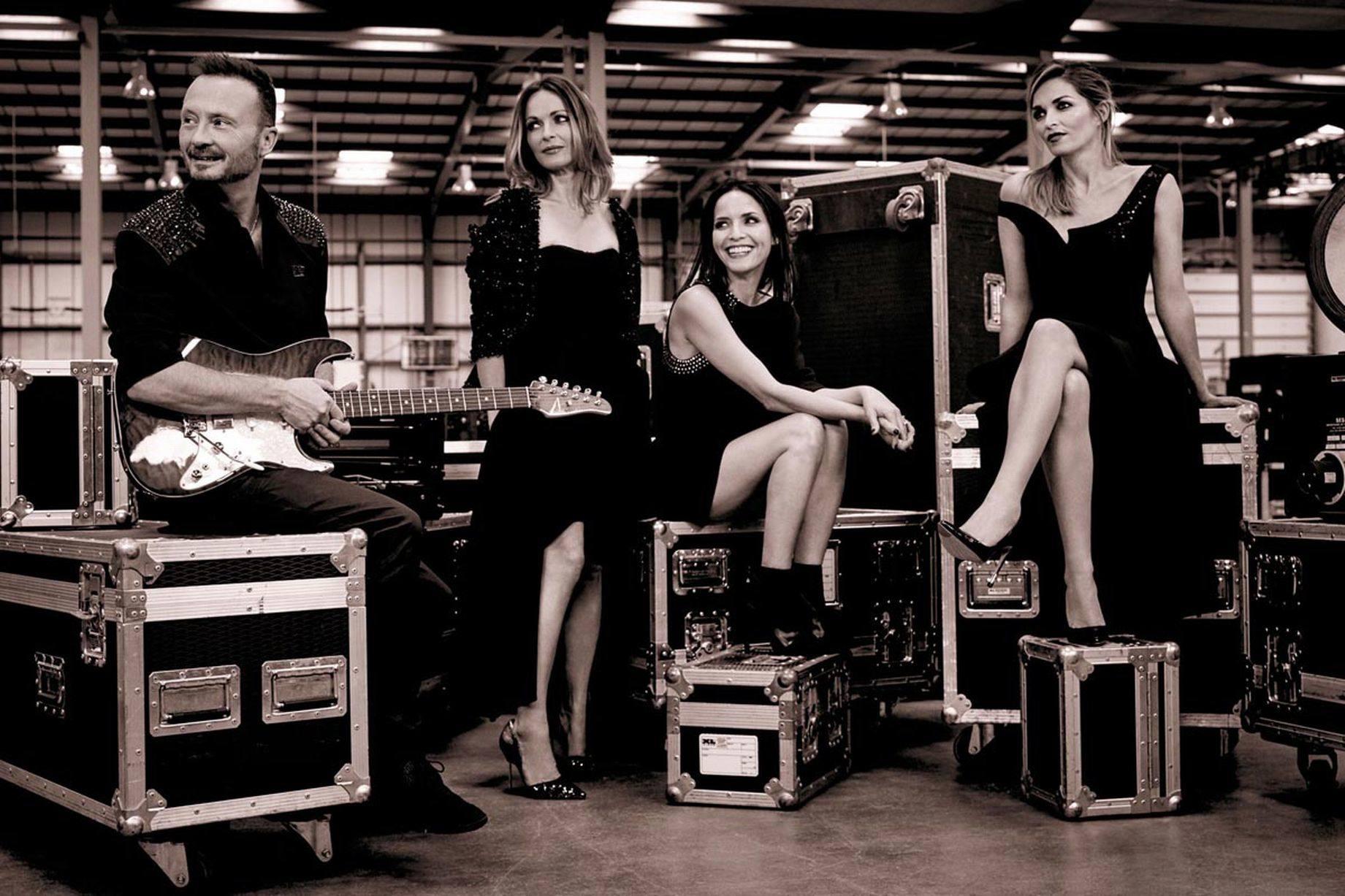 The Corrs - new promo photo