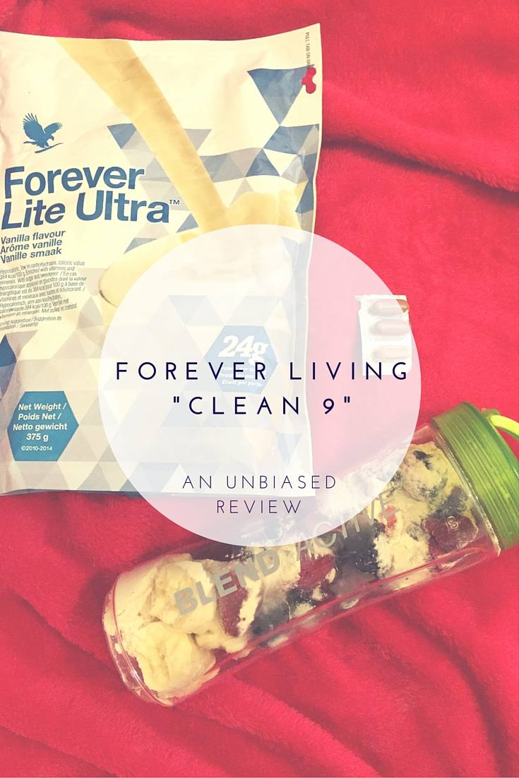 Forever Living Clean 9 - An Unbiased Review