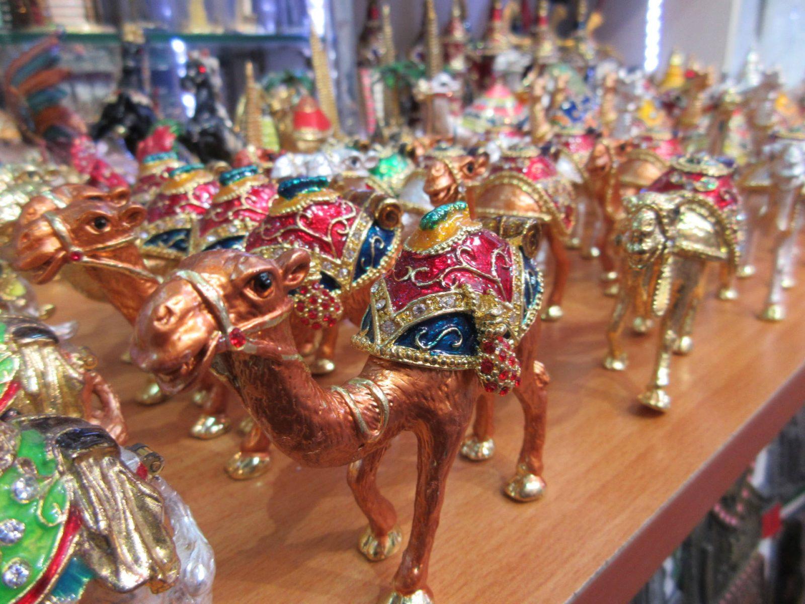 The Old Gold Souk - Dubai tour