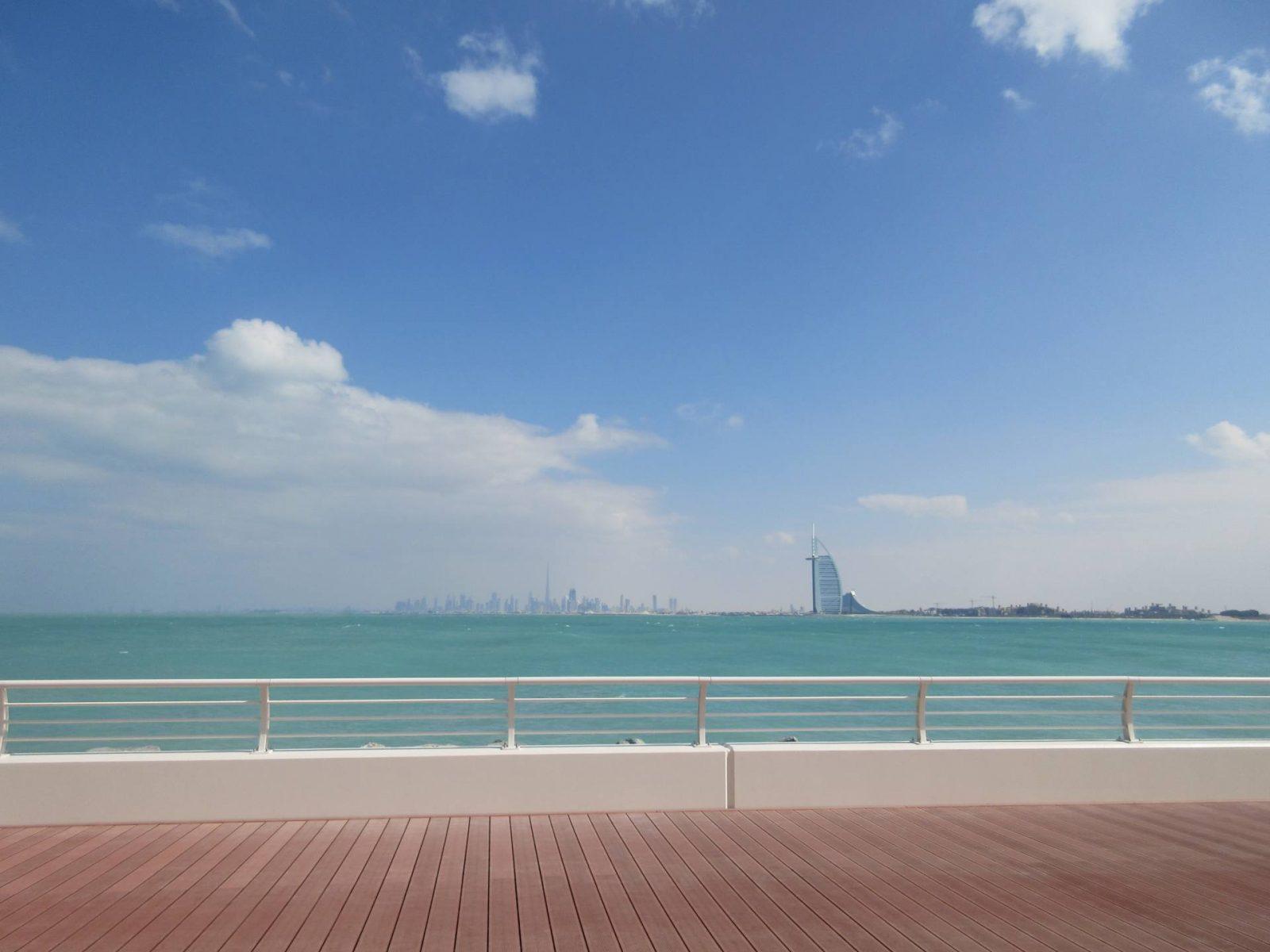 Jumeirah Beach - The Palm, Dubai