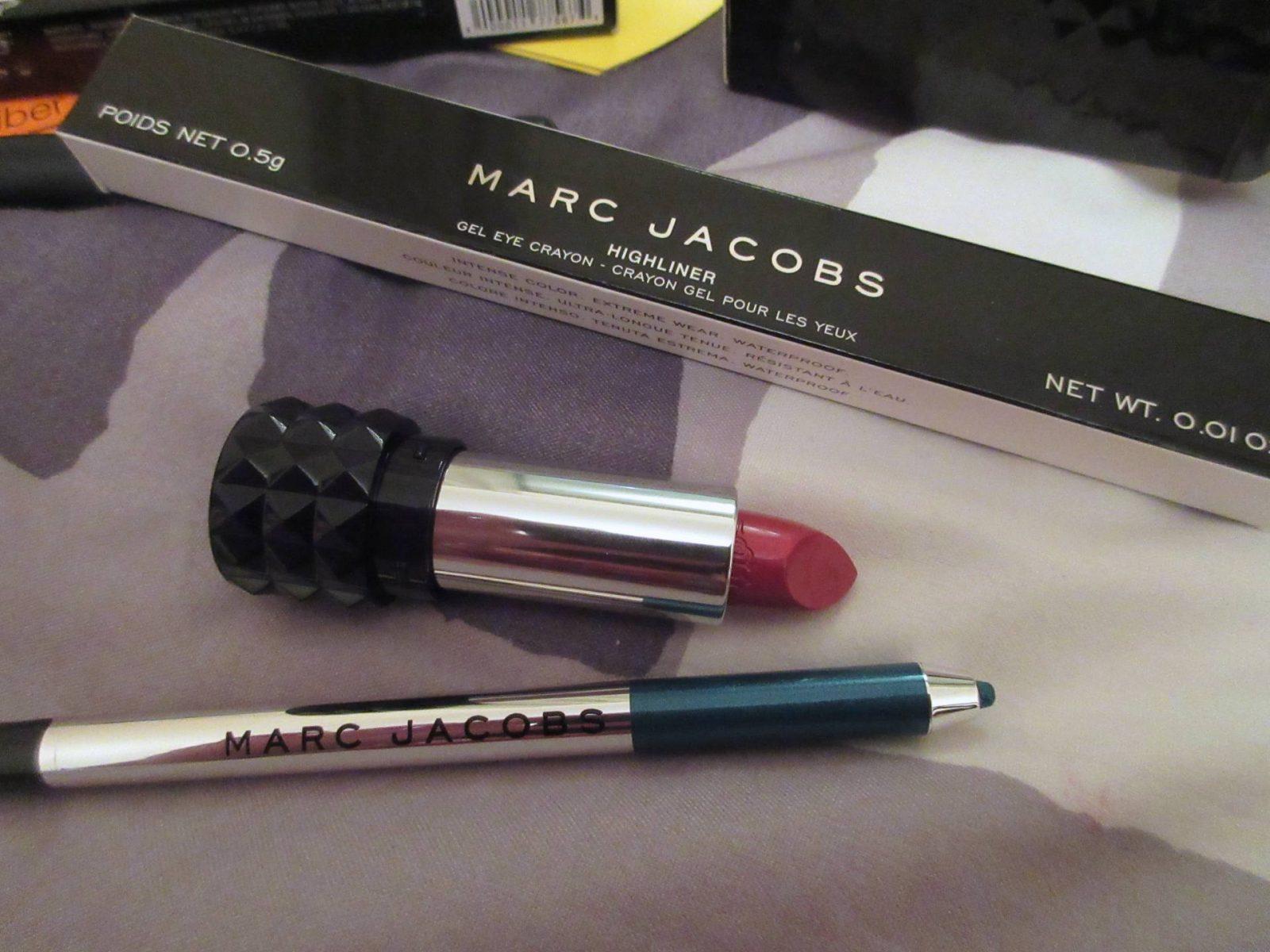 Dubai Malls - Kat Von D and Marc Jacobs