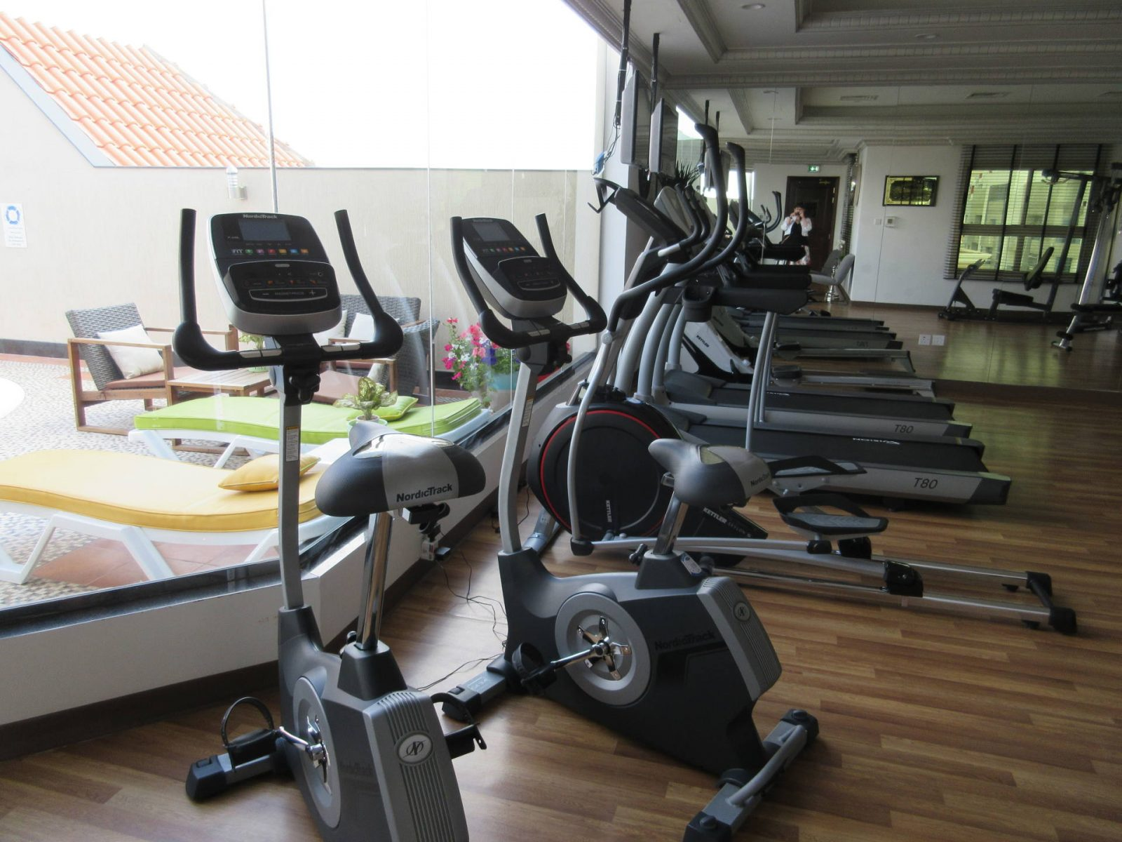 Trail Running for my Life - Fitness Suite and Treadmills