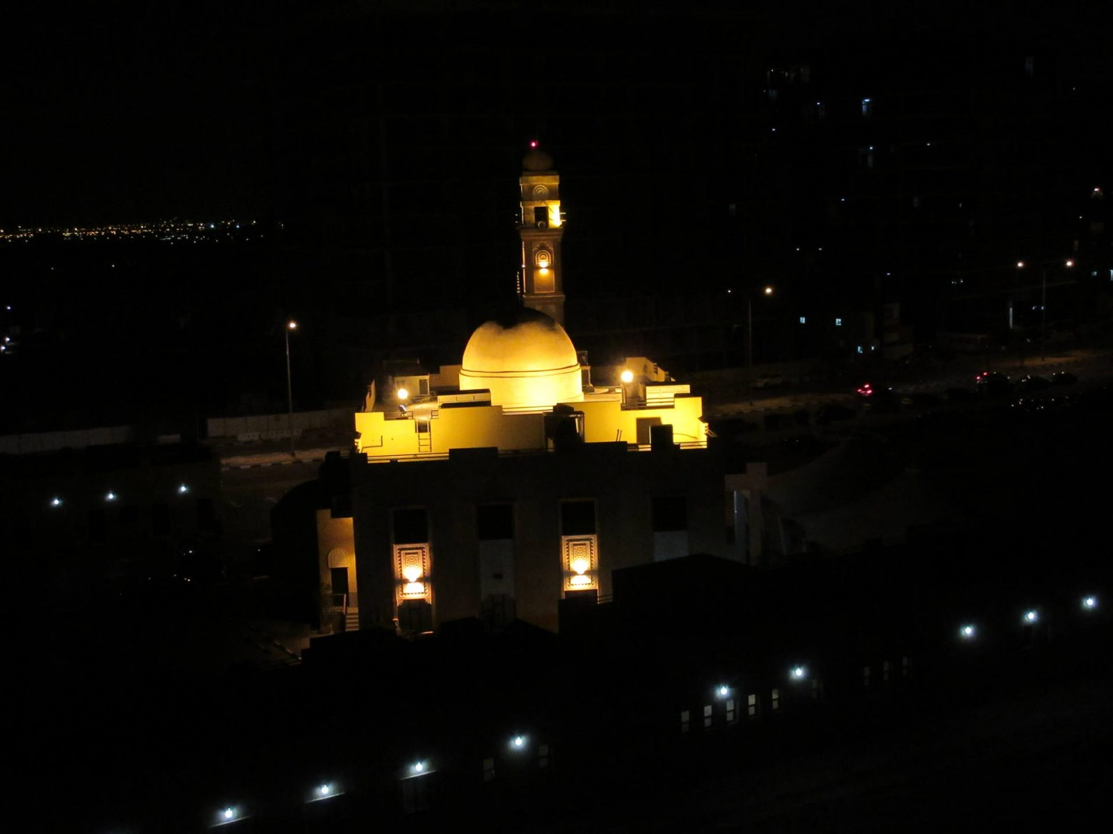 Al Waha Mosque - Dubai Silicon Oasis