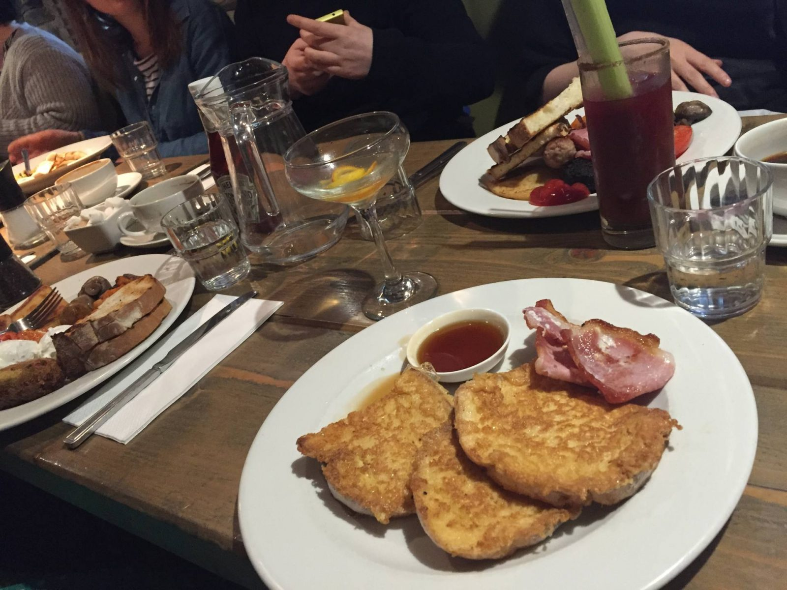 #digitaldetox - Galentines Day brunch at The Bungo
