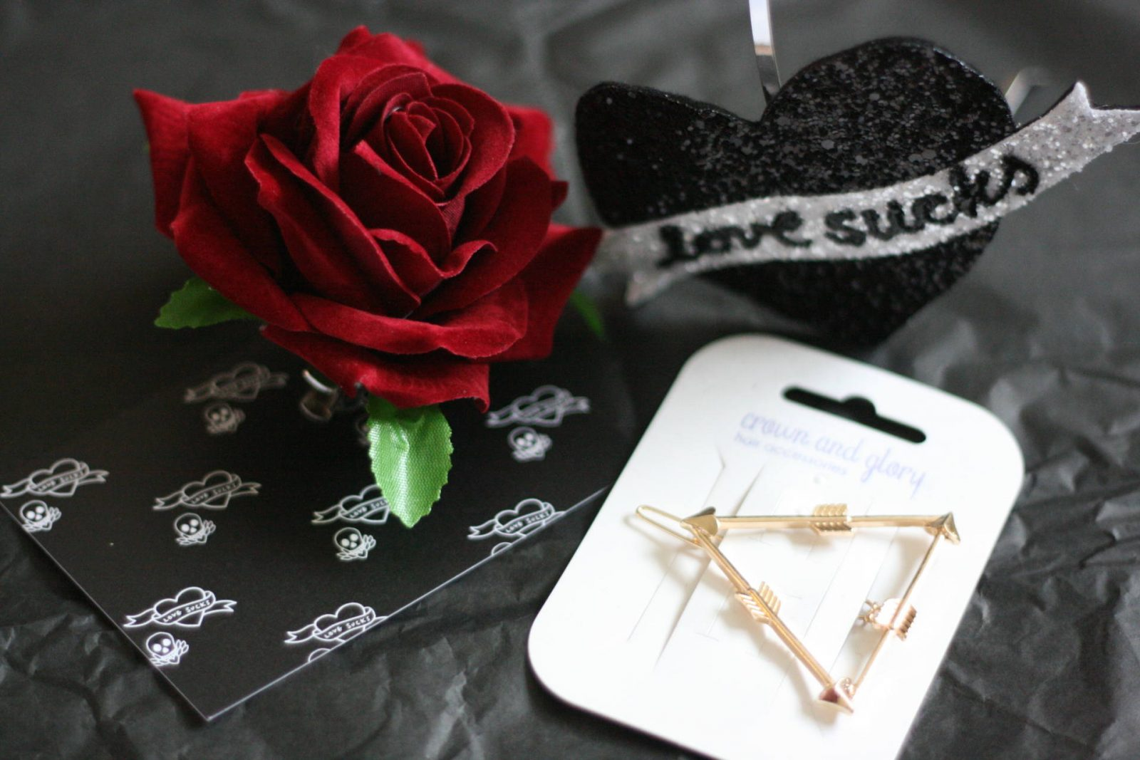 unboxing the crown and glory glitterati, february 2016;