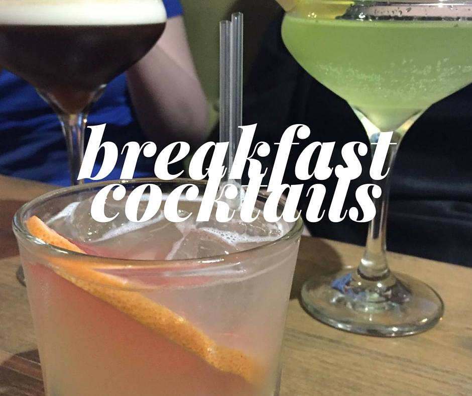 #digitaldetox - breakfast cocktails