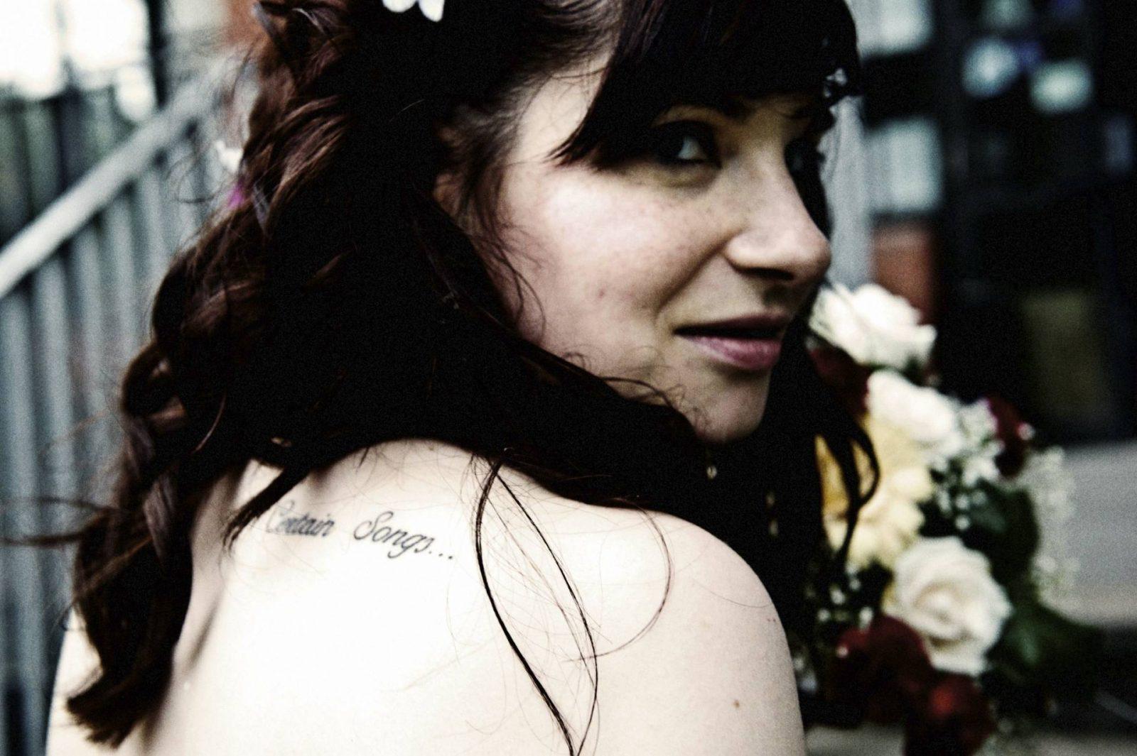 my monochrome tattoo tour;