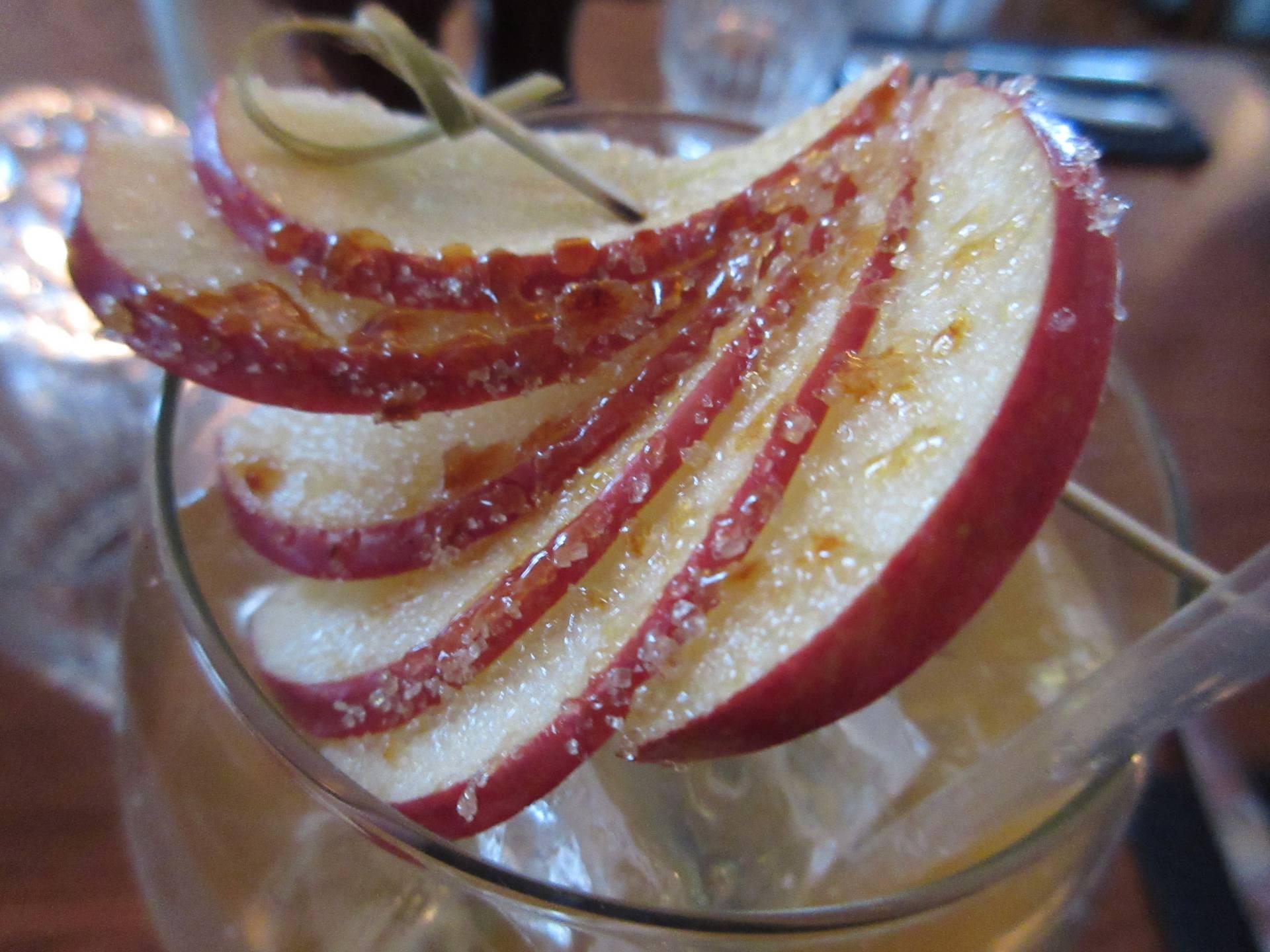 Element, Edinburgh - Toffee Apple Cobbler