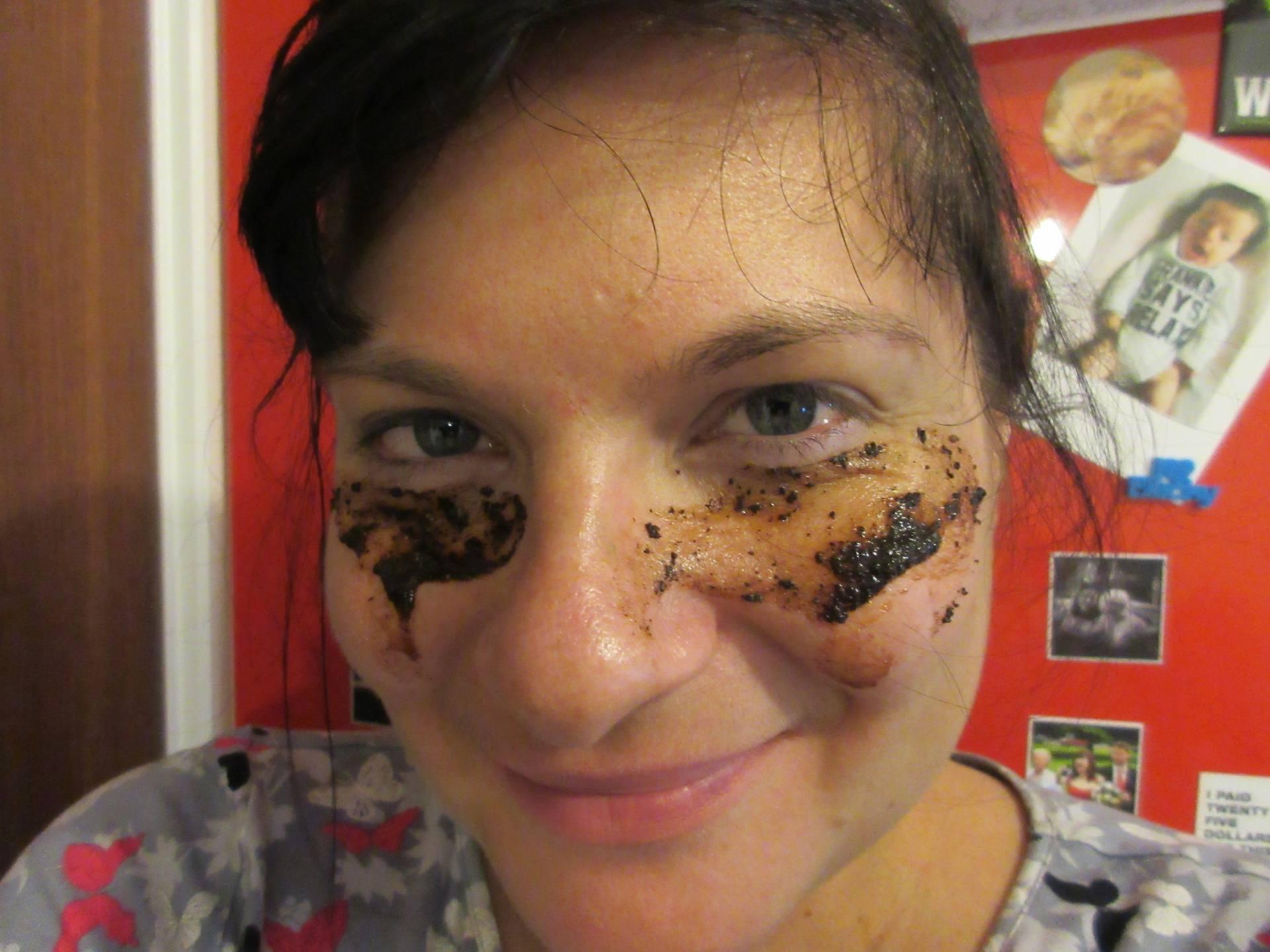 UK Coffee Week - DIY Coffee Mask
