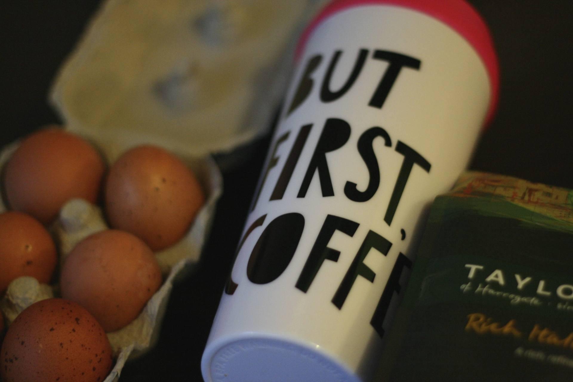 UK Coffee Week - But First Coffee