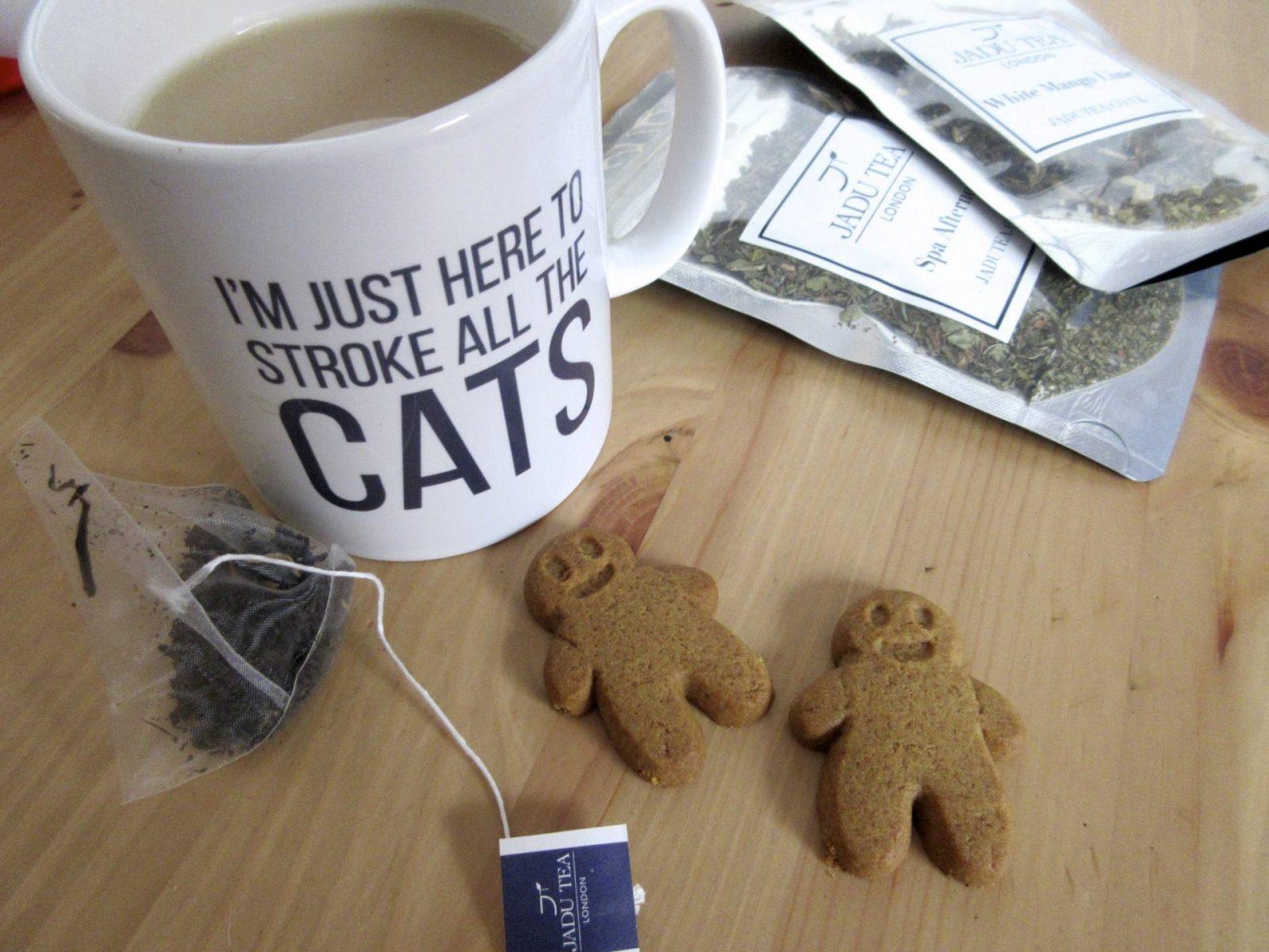 Self-Care Sundays - JADU Tea