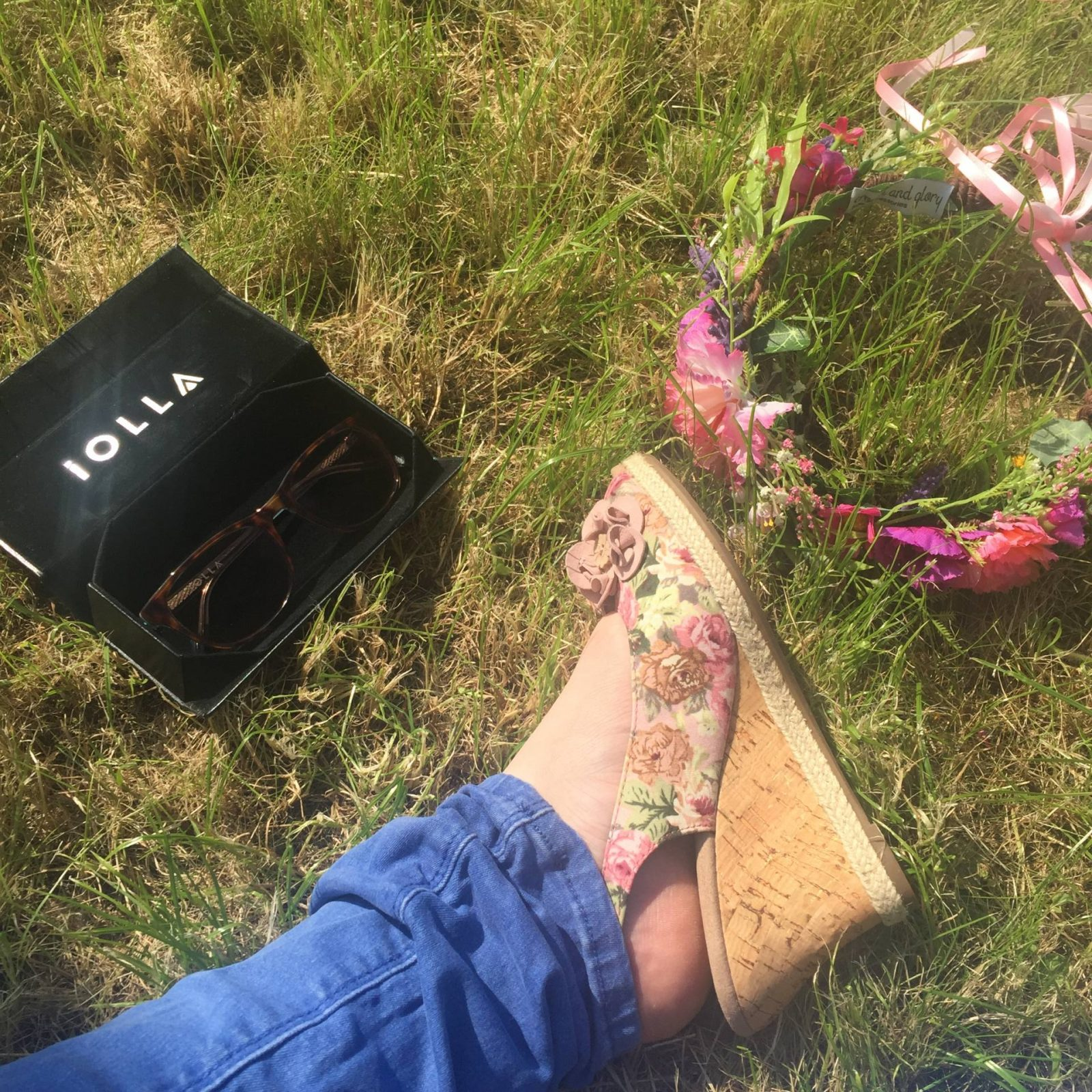 freshen up your feet for summer with hotter shoes;