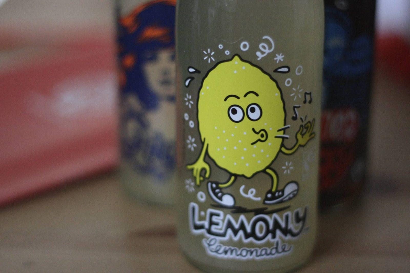 Karma Cola review - Lemon-y Lemonade