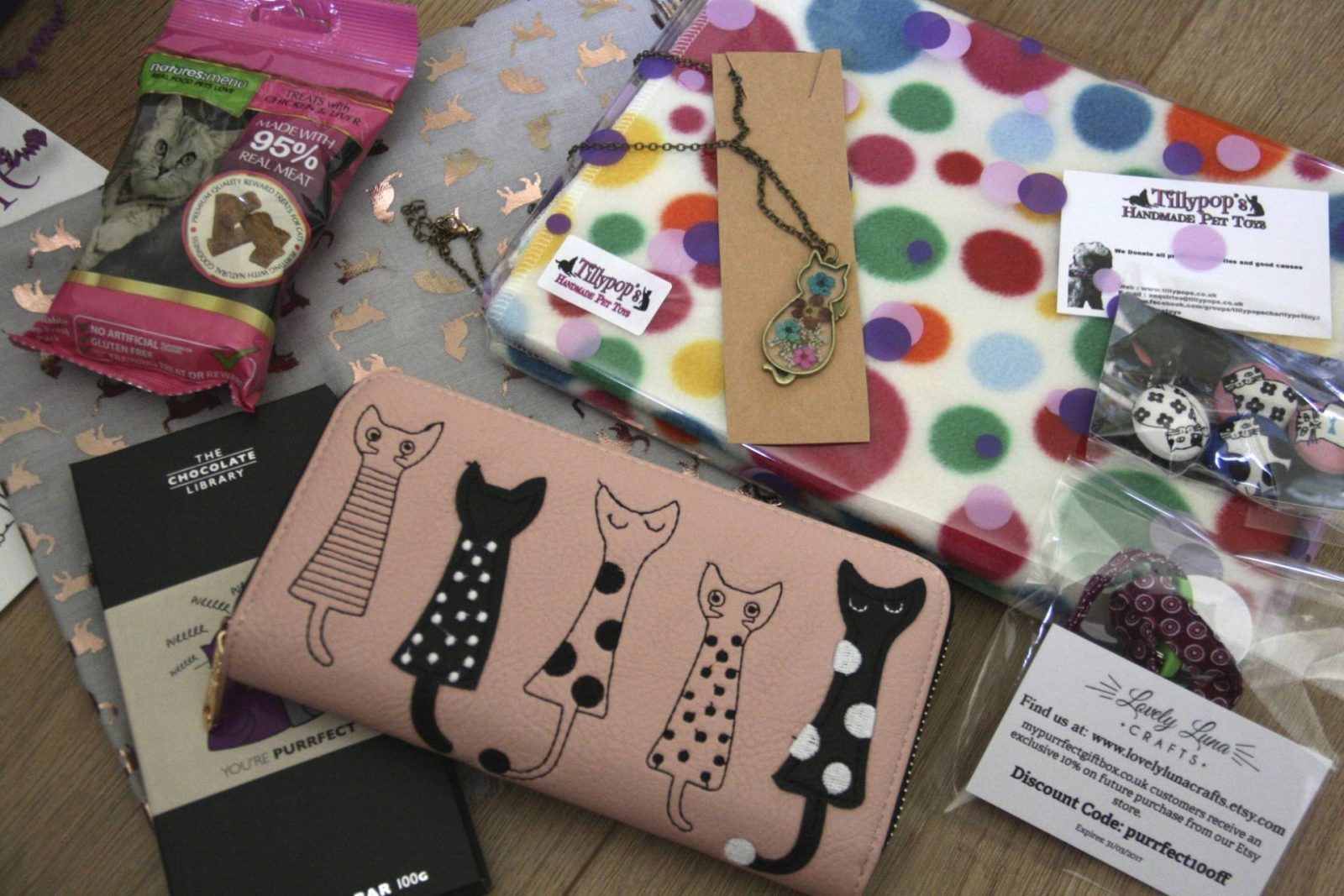 My Purrfect Gift Box - Spring Into Style
