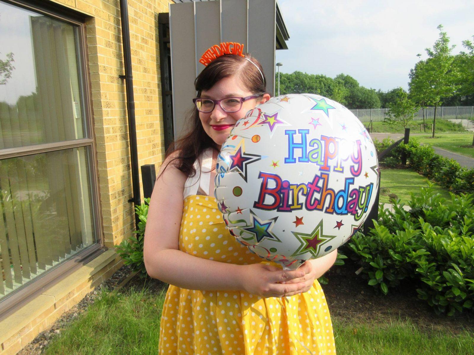 Birthday Rituals - Last Year's Girl