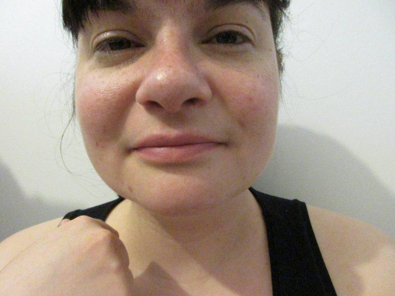 La Prairie Skincare - before