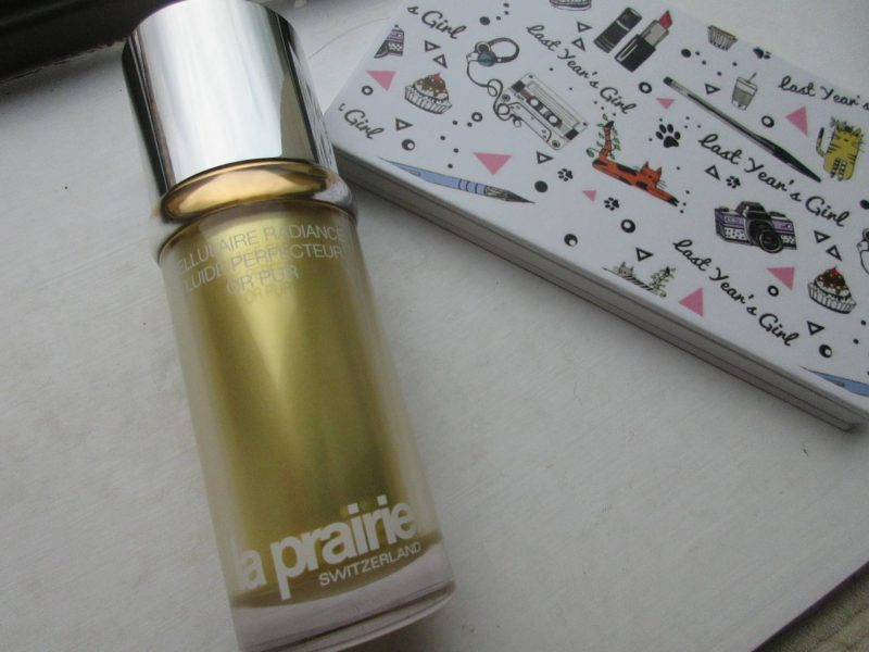 La Prairie Skincare - Cellular Radiance Perfecting Fluide Pure Gold