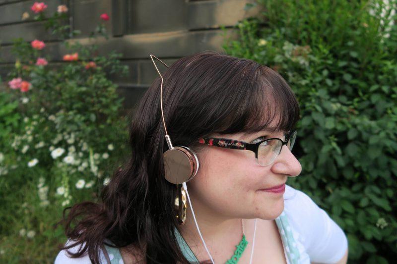 Skinnydip x Zara Martin headphones - Last Year's Girl