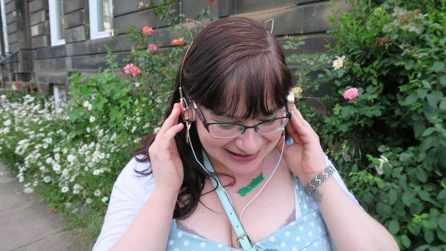 Skinnydip x Zara Martin headphones
