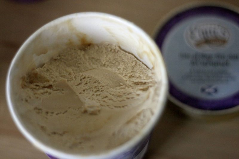 Equi's Isle of Skye Sea Salt and Caramel Ice Cream