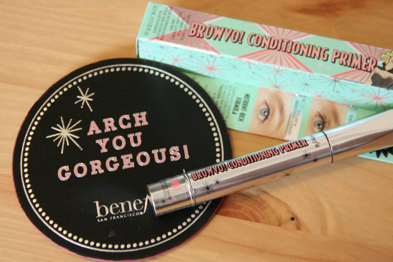 #BenefitBrows - Browvo! Conditioning Primer
