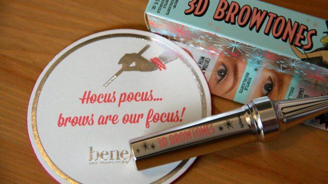 #BenefitBrows - 3D BROWtones
