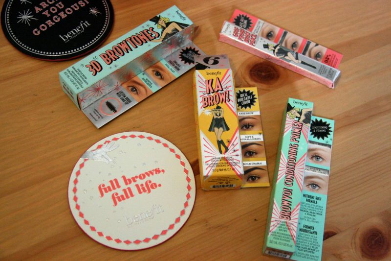#BenefitBrows - Benefit Brow Collection