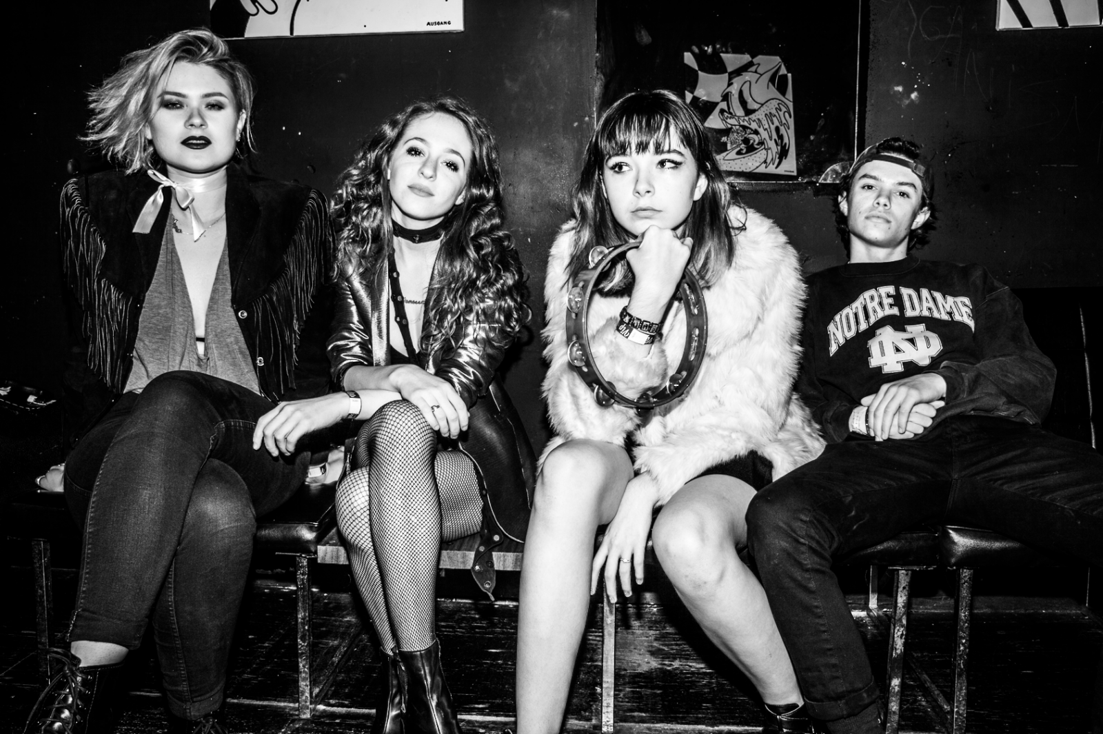hit me with your best shot: the regrettes interview;