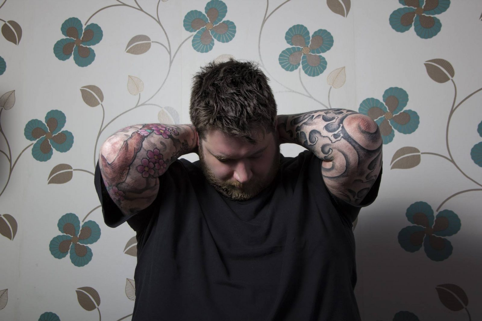 """you very rarely get to surprise yourself"": the rm hubbert interview;"