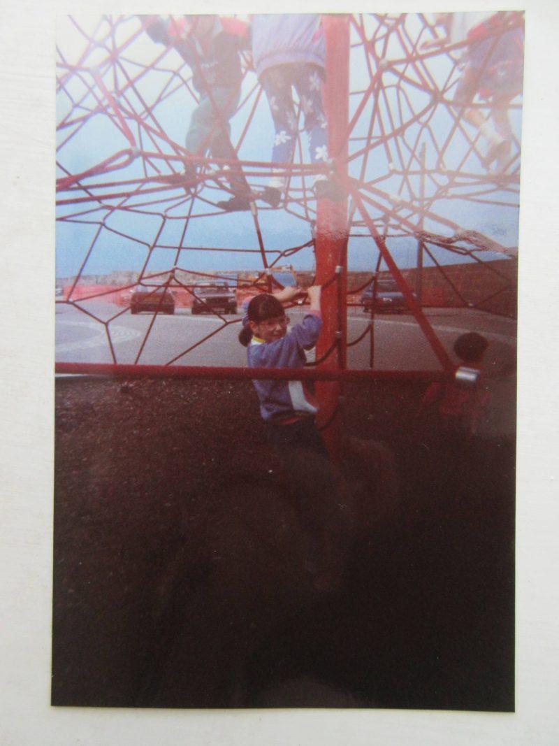My Go Ape Adventure - Elgin beach, 1993