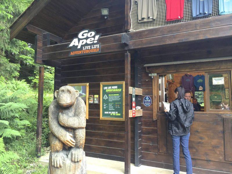 My Go Ape Adventure - Go Ape Peebles