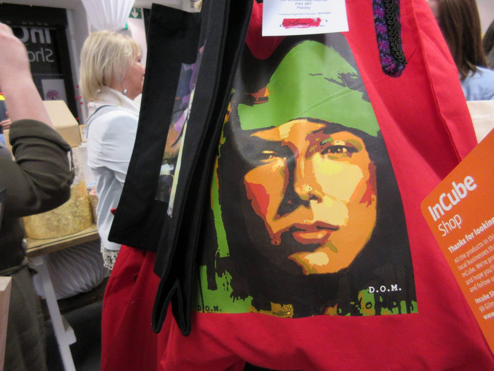 out and about: paisleymake, paisley's first festival of design;