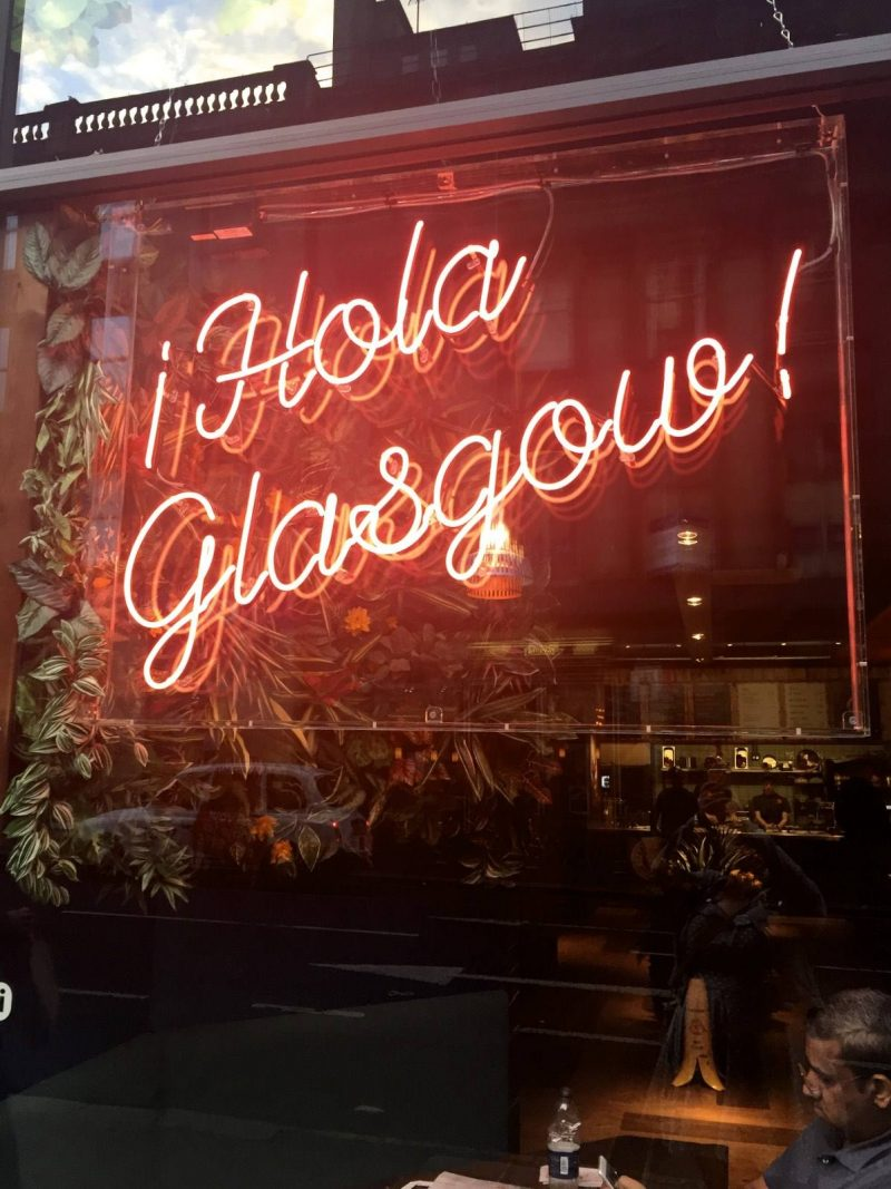Barburrito - Hola Glasgow