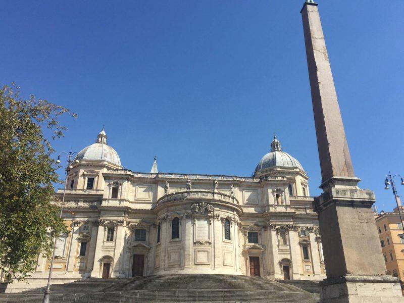 A day trip to Rome - Basilica de San Clementi
