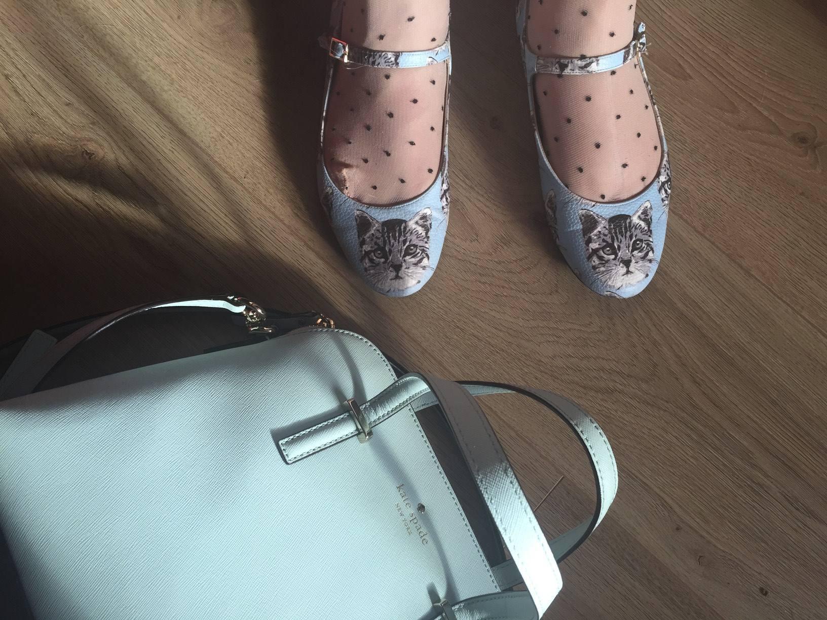 A Week on my Feet - Wednesday