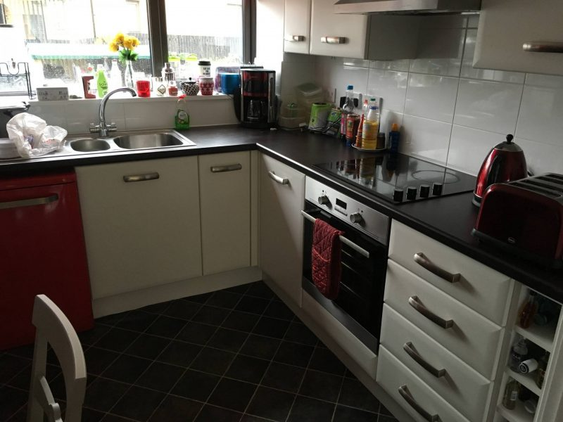 Regency Contract Cleaning - Kitchen