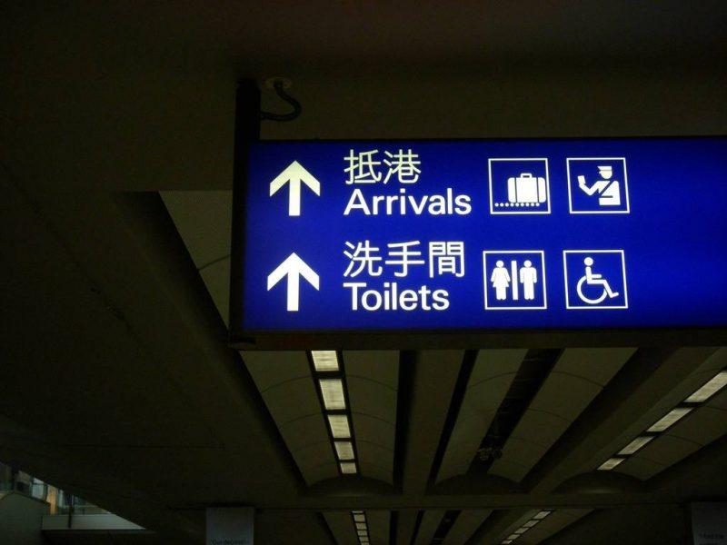Air Travel and Airports - Hong Kong 2008