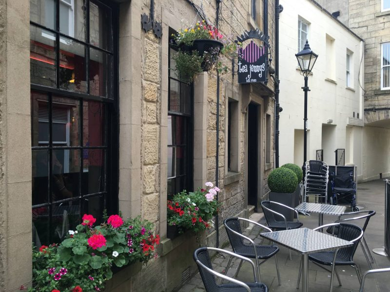 Cake Dates - Tea Jenny's, Falkirk