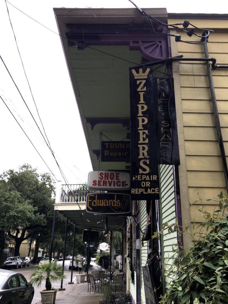 New Orleans - Magazine Street