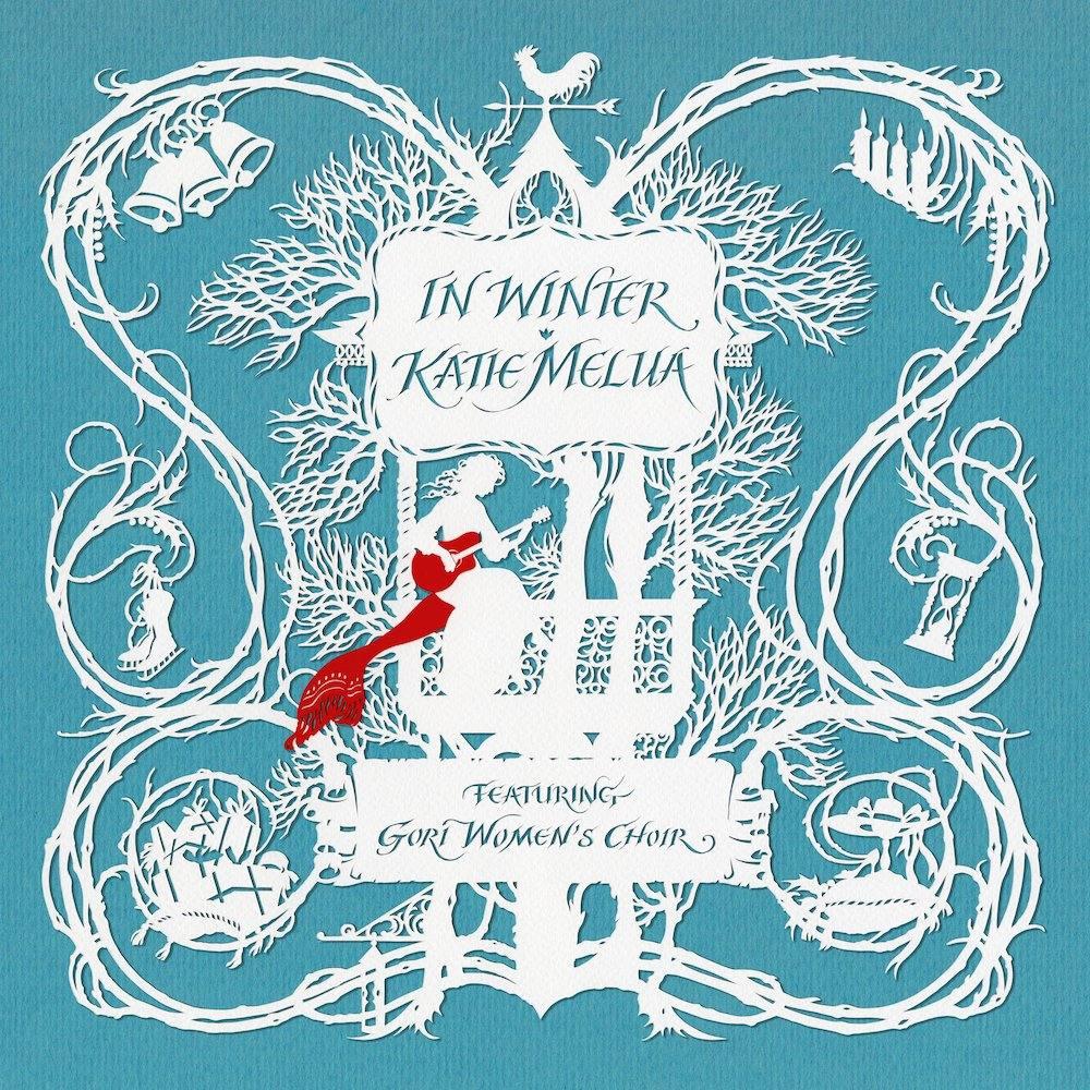Katie Melua - In Winter artwork