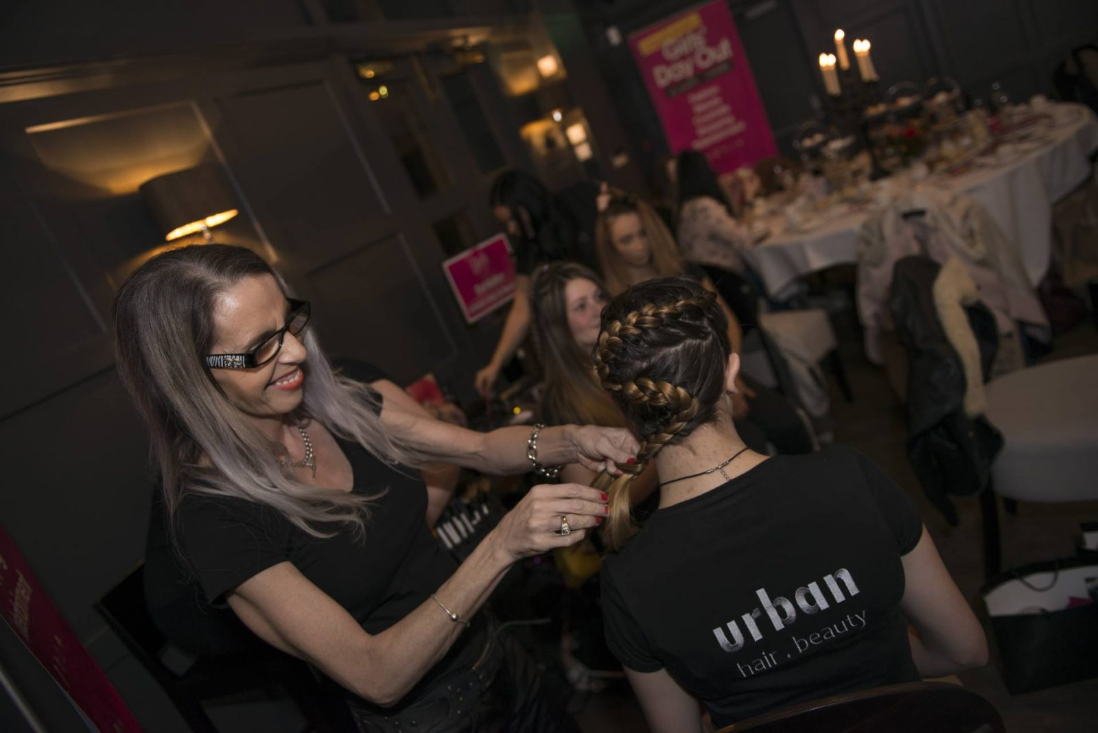 Girls Day Out Blogger Event 2016 - Urban Hair & Beauty