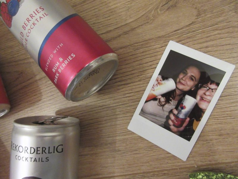 Rekorderlig - Lis and Jehane