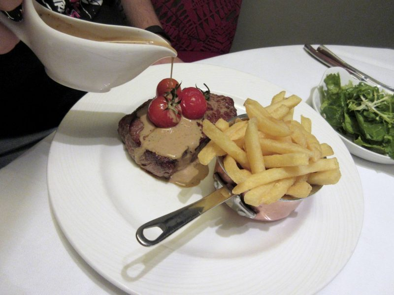 Marco Pierre White Steakhouse - Sirloin